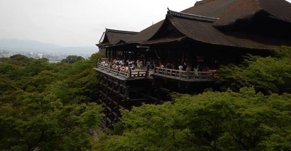 Rejse til Japan: templer og helligdomme i kyoto