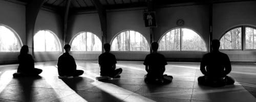 Meditation på højskole